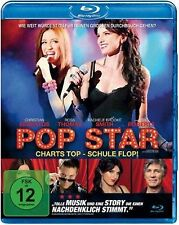 Pop Star (2013) ( Lip Service ) (Blu-Ray) Eric Roberts, Christian Serratos NEW