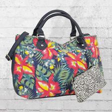 Refresh Frauen Handtasche 82986 bunt Damen Tasche Womens Henkletasche Ladies Bag