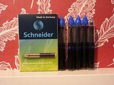 Rollerball Ink Cartridge Black & Blue Schneider Universal 852 Breeze & Griffix 3