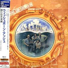 Wishbone Ash locked in (1975) GIAPPONE MINI CD LP UICY - 9085
