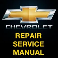 CHEVY S10 1990 1991 1992 1993 1994 1995 1996 1997  REPAIR SERVICE MANUAL