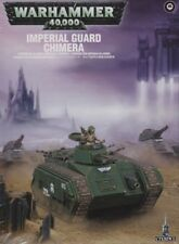 QUIMERA der Astra Militarum games workshop GW 40k Imperial Ejército cadianer