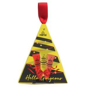 Dr Paw Paw Christmas Pyramid Set - 3 x 10ml (original, red & pink) UK STOCKIST