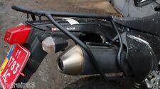 Suzuki DRZ 400 SM Rear rack Black Mmoto MM66