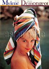 1967, Mylene Demongeot / Yvette Mimieux Claudia Cardinale Vintage Clippings 1sc9