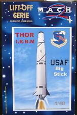 Mach 2 Models 1/48 THOR I.R.B.M. Intermediate Range Ballistic Missile