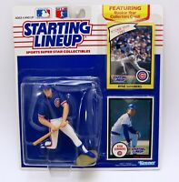 VINTAGE SEALED 1990 Starting Lineup SLU Figure Ryne Sandberg Cubs