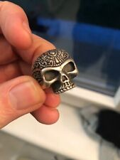 anello teschio skull rings johnny depp pirates keith richards diametro interno 2