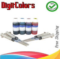 4 color 30ml premium combo ink refill kit for HP 60/61/62/63/64/65/XL