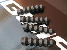 4 x V-BRAKE RUBBER PROTECTION BOOTS - BLACK  ***NEW***