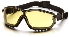 Pyramex V2G Safety Glasses/Goggle Amber Lens GB1830ST