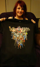 May 2018 Loot Gaming Exclusive Overwatch Anniversary T-Shirt Size XL NEW