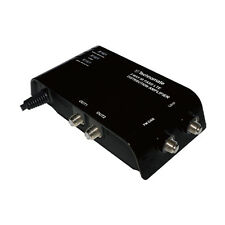 2 WAY LTE AERIAL AMPLIFER FREEVIEW TV BOOSTER FM DAB SKY+ SPLITTER MAGIC EYE