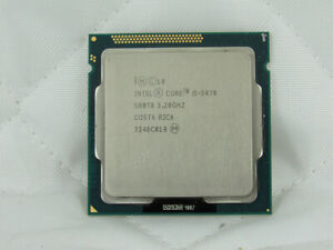 Intel Core i5-3470 Processor 3.2GHz Socket 1155 LGA1155 SR0T8