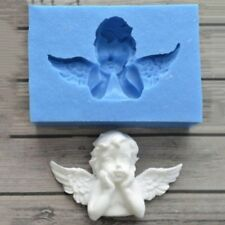Angel baby Wing Frame Silicone Mold Fondant Cake Decorating Gumpaste Mould