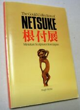 reference book THE GOULD COLLECTION OF NETSUKE Miniature Sculptures of Japan