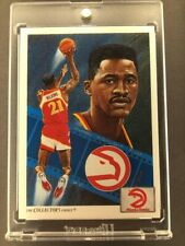 1991 Upper Deck Dominique Wilkins Collector's Choice by Alan Studt