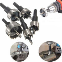 Hole Saw Kit Hole Saw Set Sharp Cutter Tool for Cutting Stainless Steel Metal