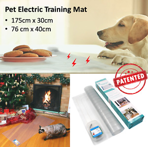 Pet Training Mat Electronic Static Deterrent Safety Isolate Scat Pad Safe Pulse