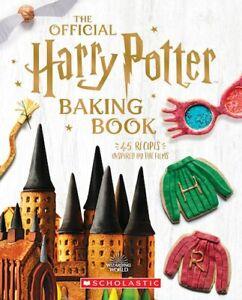 The Official Harry Potter Baking Book -Joanna Farrow - NEW - ISBN:9780702311680