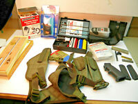 PD5 Junk Drawer Mixed Lot Hunting, Shooting, Outdoors, Sports, Recreation, Fun