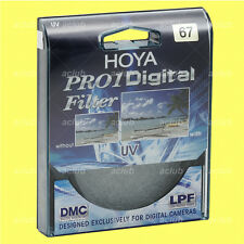 Genuine Hoya 67mm Pro1D Digital UV Filter