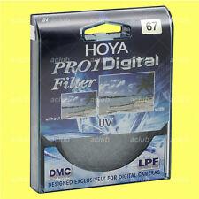 Genuine Hoya 67mm Pro1 D Pro 1 Digital UV Filter Pro1D Pro 1D DMC Multi Coated