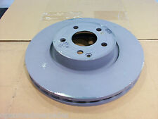 OEM GENUINE MERCEDES BENZ NEW FRONT BRAKE ROTORS X2 FOR E350 4MATIC W/O 950/951