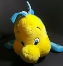 Disney's The Little Mermaid Flounder 14 Inch Plush Toy