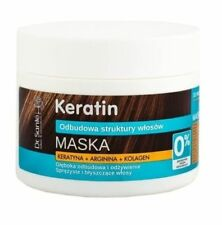 GREEN PHARMACY DR. SANTE KERATIN HAIR MASK KERATIN ARGININE COLLAGEN SLS SLES 0%