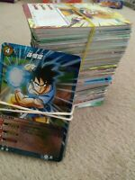 Gran lote Cards Dragon Ball Miracle Battle Carddass (unas 200 con unas 20 foil)