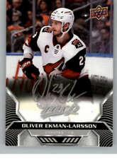 2020-21 Upper Deck MVP Silver Script NHL Hockey Parallel Cards Pick From List