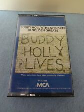 Buddy Holly - 20 Golden Greats - Buddy Holly/The Crickets - Cassette