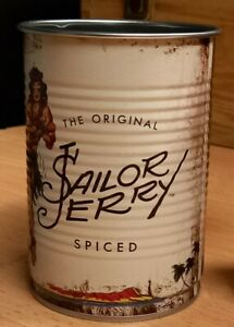 Salior Jerry Spice Limited Edition Rum Can (White)