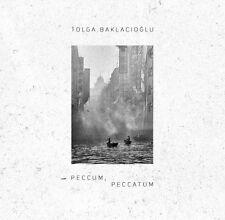 """Tolga Baklacioglu – - Peccum, Eccatum NEW Vent VENT011 VINYL 12"""" TECHNO"""