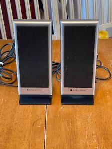 Altec Lansing Powered Computer Audio System Model: VS-2120 2 Speaker Set Tested