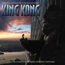 "James Newton Howard ""King Kong"" CD OST merce nuova!!!"
