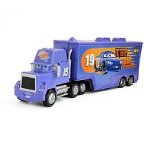 Cars 3 Kids Toys #19 Bobby Swift Mack Hauler Trucks Octane Gain Metal 1:55 Loose