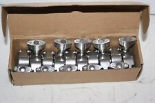"(10 Lot)  1/2"" & 3/4"" SS Sanitary Clamp Alfa Laval"
