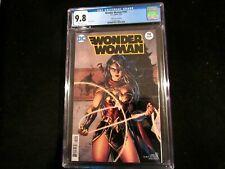 Wonder Woman #750 - CGC 9.8! 2010's Variant!