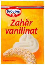 Dr Oetker 5x 10g Vanilla Sugar /Great for baking/Vanilla extract