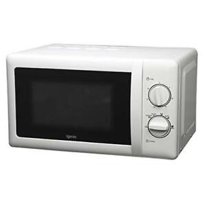 Igenix IG2071 Solo Manual Microwave, 5 Power Levels and Defrost Function, 30 700