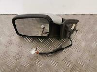 2002 VOLVO S40 Left Passenger N/S Electric Wing Mirror Silver