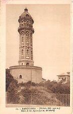 Br33345 Barcelona Tibidabo Torre de las Aguas spain