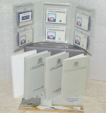 Linguaphone GREEK for the ENGLISH Speaker; Cassettes with Books LikeNew Complete