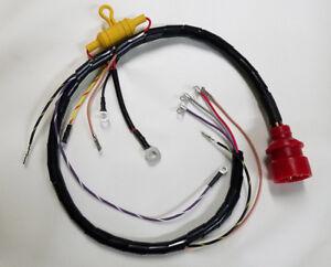 1979 Evinrude Johnson Red Plug Engine Harness Replaces OEM 0582053 / 582053