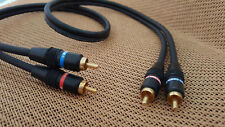 Monster Cable Interlink 200 RCA Connection LP Audio Interconnect Balanced Cable