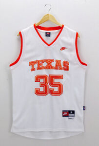Texas Longhorns #35 Kevin Durant College Basketball Jersey Men's | Sizes : S-4XL
