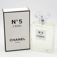 Chanel No.5 L'Eau EDT Eau De Toilette Spray 100ml Womens Perfume