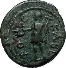 THESSALONICA in MACEDONIA Pseudo-Autonomous Ancient Greek Coin w KABEIROS i66297